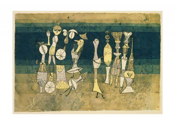 plakat Klee