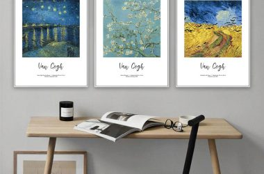 Kolekcija van Gogh plakata
