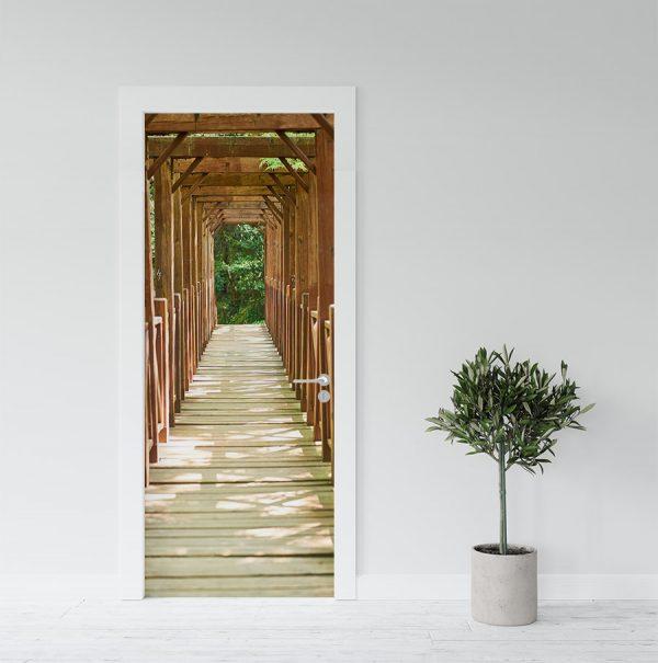 naljepnica za vrata