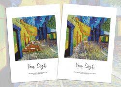 van Gogh KK10 prije & poslije