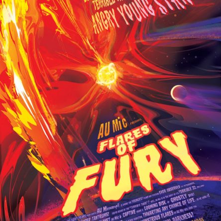 Flares of Fury