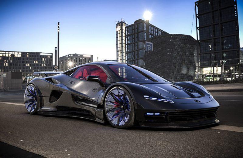 Concept car GH6