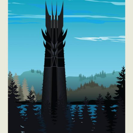 Isengard LOTR