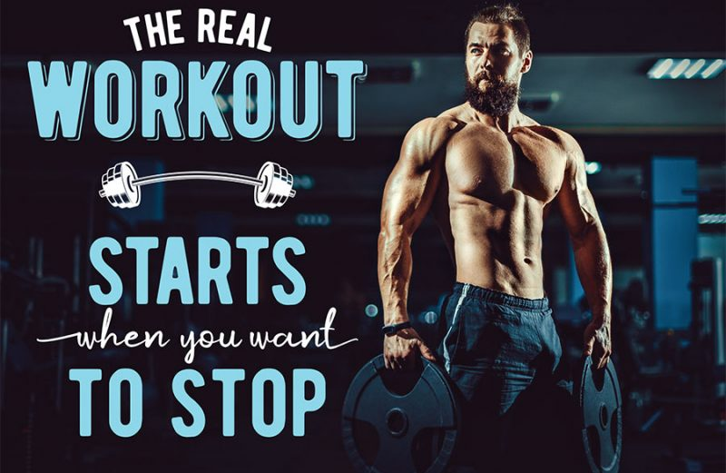 The Real Workout..