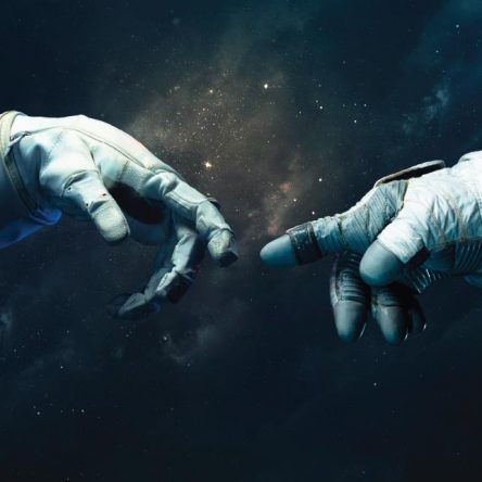 Božji prst SF