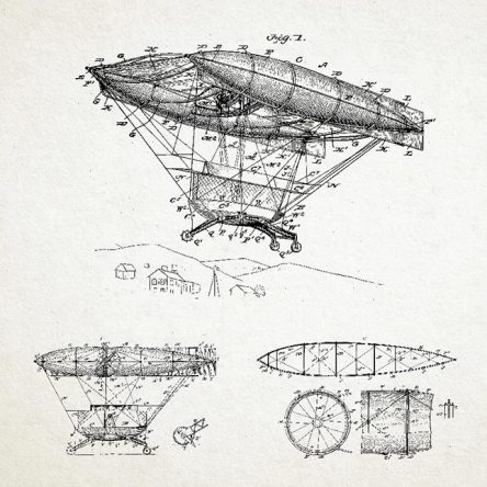 Patent, Air Ship