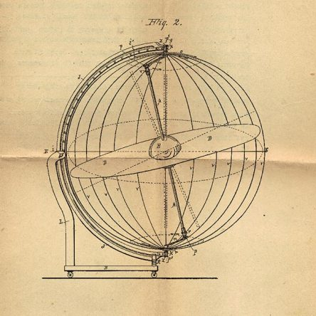 Patent, Terresto Globe