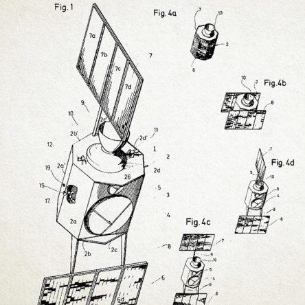 Patent, Communication Satellite