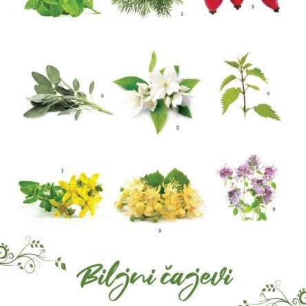 Biljni čajevi